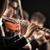 feminino · orquestra · etapa · mãos - foto stock © stokkete