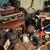 bit · pazarı · grup · bağbozumu · top · antika - stok fotoğraf © stokkete