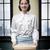 piękna · business · woman · starych · kamery · portret - zdjęcia stock © stokkete