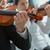 klasszikus · zenekar · előadás · fonal · részleg · klasszikus · zene - stock fotó © stokkete