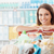 女性 · ショッピング · スーパーマーケット · 魅力的な · 若い女性 - ストックフォト © stokkete