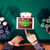 linha · pôquer · jogos · de · azar · batatas · fritas · cartões · verde - foto stock © stokkete