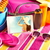 férias · comprimido · férias · praia · digital · colorido - foto stock © stokkete
