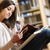 чтение · книга · молодые · женщину · парка - Сток-фото © stokkete