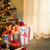 traditional christmas tree with gifts stock photo © stokkete