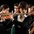 muzyka · klasyczna · koncertu · symfonia · orkiestrę · etapie · wiolonczela - zdjęcia stock © stokkete