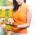 女性 · タブレット · スーパーマーケット · 若い女性 · ショッピング · デジタル - ストックフォト © stokkete