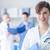 female doctor posing in the office stock photo © stokkete