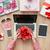 mulher · dom · computador · portátil · cartão · de · crédito · natal - foto stock © stokkete