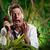 бизнесмен · телефон · потеряли · джунгли · сердиться - Сток-фото © stokkete