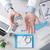 врач · рук · таблетки · больницу · здравоохранения · медицинской - Сток-фото © stokkete