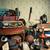 старомодный · кресло · Vintage · комнату · обои · бумаги - Сток-фото © stokkete