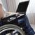 genç · kadın · tekerlekli · sandalye · bir · şey · dizüstü · bilgisayar · bilgisayar · kadın - stok fotoğraf © stokkete