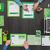 yeşil · iş · ekibi · çalışma · büro · finansal - stok fotoğraf © stokkete