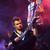 女性 · パンク · ロックスター · 演奏 · エレキギター - ストックフォト © stokkete