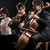 classical music concert symphony orchestra on stage stock photo © stokkete