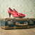 starych · walizkę · brązowy · 3D · obraz - zdjęcia stock © stokkete