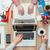 ofis · Çalışma · alanı · yaratıcı · renkli · masaüstü · bir - stok fotoğraf © stokkete