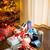 Familie · digitalen · Tablet · Weihnachten · glücklich · Mutter - stock foto © stokkete
