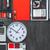 produktivitás · határidők · hangsúlyos · üzletember · dolgozik · iroda - stock fotó © stokkete