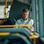 imprenditore · bus · migrazione · interna · lavoro · lavoro - foto d'archivio © stokkete