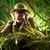 туристических · потеряли · лес · лет · зеленый · листьев - Сток-фото © stokkete