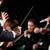 zenekar · színpad · vezető · szimfónia · kezek · közelkép - stock fotó © stokkete