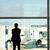 genç · bekleme · havaalanı · yalıtılmış · beyaz · adam - stok fotoğraf © stokkete