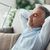 empresário · adormecido · sofá · branco · homem · terno - foto stock © stokkete