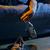 dronken · man · arme · trottoir · flessen · wijn - stockfoto © stokkete