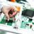 eletrônico · componente · técnico · componentes · tecnologia · ferramentas - foto stock © stokkete