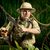 джунгли · авантюрист · колониальный · стиль · выживание · оборудование - Сток-фото © stokkete