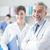 médecin · médicaux · dossiers · assistant · presse-papiers · Homme - photo stock © stokkete