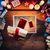 vela · comprimido · iluminação · tela · escuro · fogo - foto stock © stokkete