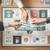 negócio · desafiar · pessoas · jogar · mesa · de · madeira - foto stock © stokkete