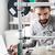 3D · impressão · laboratório · jovem · estilista · engenheiro - foto stock © stokkete