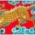 traditional thai style painting art horse head dragon stock photo © stoonn