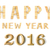 2016 new year in shape from wooden stock photo © stoonn