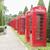 Лондон · телефон · стенд · британский · телефон · здании - Сток-фото © stoonn