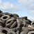 使用 · 胎 · 回收 · 老 · 輪胎 - 商業照片 © stoonn