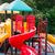 colourful playground equipment stock photo © stoonn