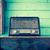 retro · radio · speler · vintage · klok · kamer - stockfoto © stoonn