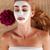 женщину · лицом · маске · Spa · мнение · назад · женщину - Сток-фото © stryjek