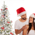 loving couple celebrating christmas stock photo © stryjek