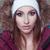 портрет · молодые · модель · белый · куртка - Сток-фото © stryjek