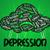 palabra · melancolía · deprimido · triste · texto - foto stock © stuartmiles