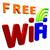 свободный · wi-fi · интернет · доступ · икона · кнопки - Сток-фото © stuartmiles