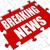 breaking news puzzle shows flash newsflash broadcast or newscast stock photo © stuartmiles