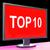 topo · dez · o · melhor · gráficos · sucesso - foto stock © stuartmiles
