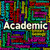szó · akadémia · főiskola · szavak - stock fotó © stuartmiles